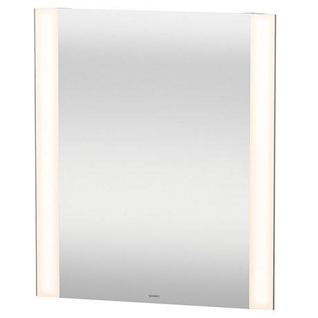 Duravit 600 x 700mm Illuminated LED Mirror with Sensor Switch - LM787500000