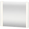 Duravit 800 x 700mm Illuminated LED Mirror with Sensor Switch - LM787600000 profile small image view 1