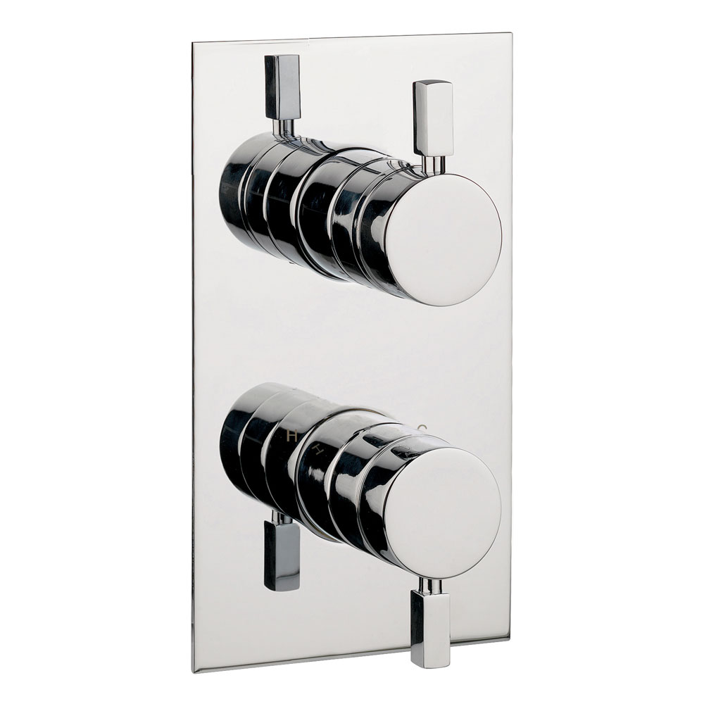 Crosswater - Logic Thermostatic Shower Valve - LO1000RC Large Image
