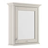 Old London 600mm Mirror Cabinet - Timeless Sand - LON414 profile small image view 1