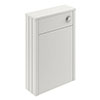 Old London 550mm WC Unit - Timeless Sand - LON441 profile small image view 1