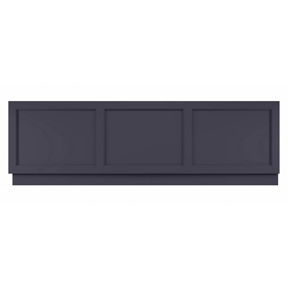 Old London Front Bath Panel & Plinth - Twilight Blue - 2 Size Options