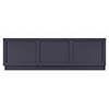Old London Front Bath Panel & Plinth - Twilight Blue - 2 Size Options profile small image view 1