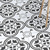 Louis Wall and Floor Tiles - 200 x 200mm Small Image