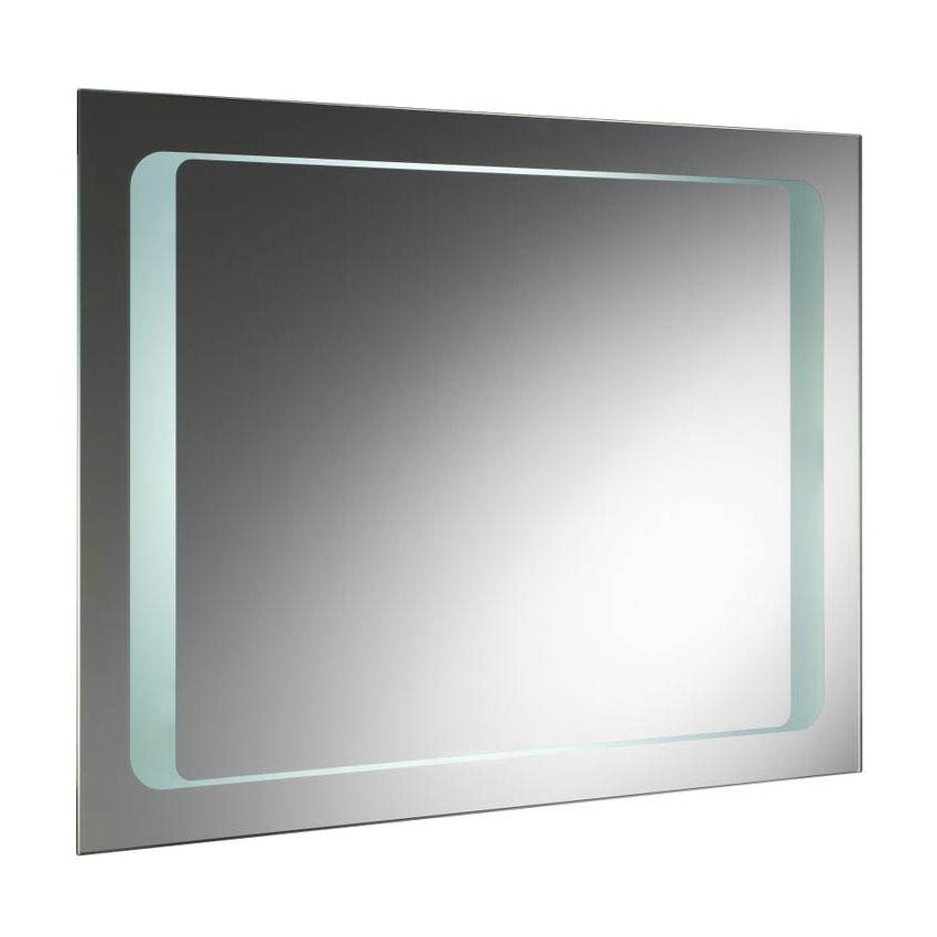 Hudson Reed Insight Motion Sensor Backlit Mirror + De-mister Pad
