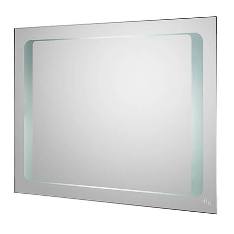 Hudson Reed Insight Motion Sensor Backlit Mirror + De-mister Pad - LQ019