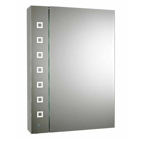 Premier - Enigma Touch Sensor LED Mirror Cabinet - LQ038