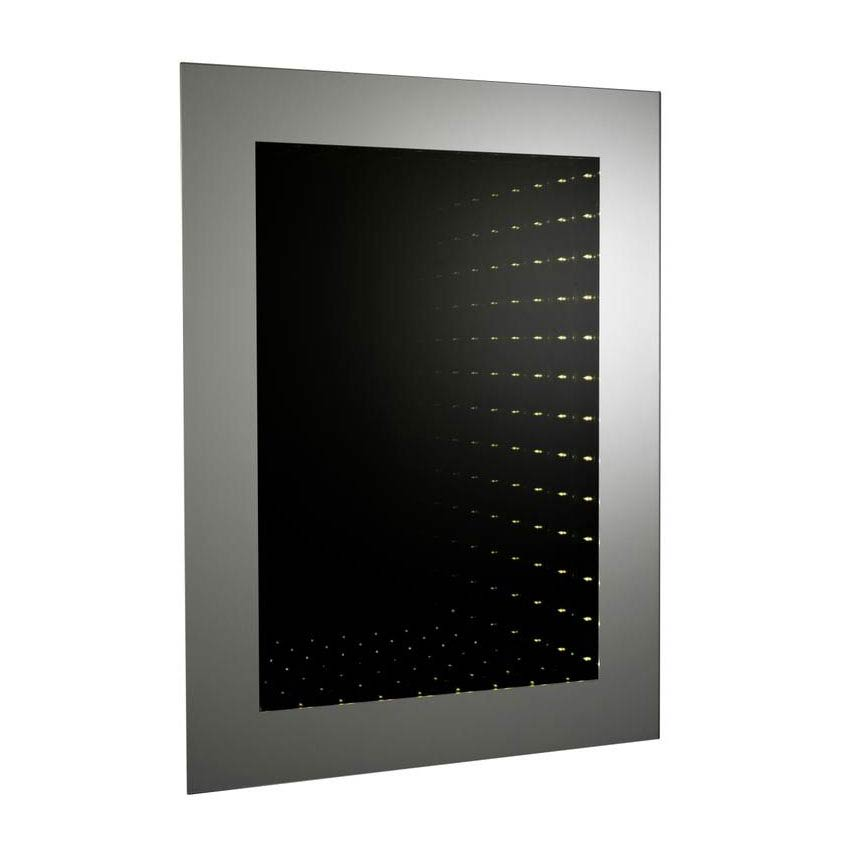 Hudson Reed Lucio Infinity LED Mirror w/ Motion Sensor - LQ043 profile large image view 1