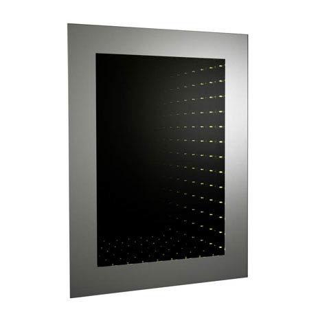 Hudson Reed Lucio Infinity LED Mirror w/ Motion Sensor - LQ043