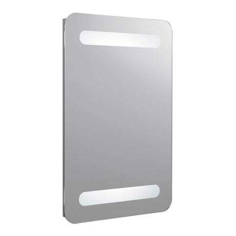 Hudson Reed - Optic Motion Sensor LED Mirror with Ambient Lighting - LQ061