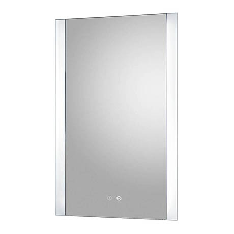 Hudson Reed Glamour LED Touch Sensor Mirror with Demister Pad - LQ083
