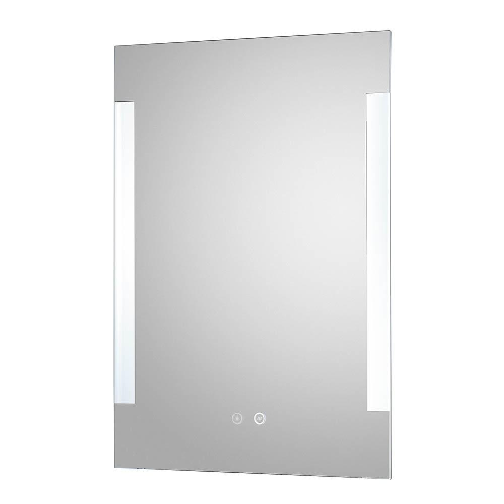 Hudson Reed Vivo LED Touch Sensor Mirror with Demister Pad - LQ084