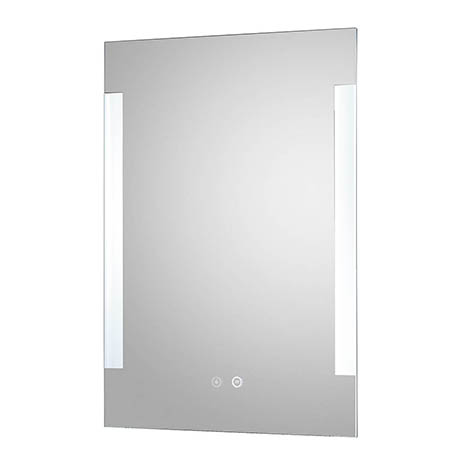 Hudson Reed Vivo LED Touch Sensor Mirror with Demister Pad - LQ084