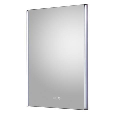Hudson Reed Reverie 500mm LED Touch Sensor Mirror with Demister Pad - LQ089