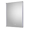 Hudson Reed Reverie 600mm LED Touch Sensor Mirror with Demister Pad - LQ090 profile small image view 1