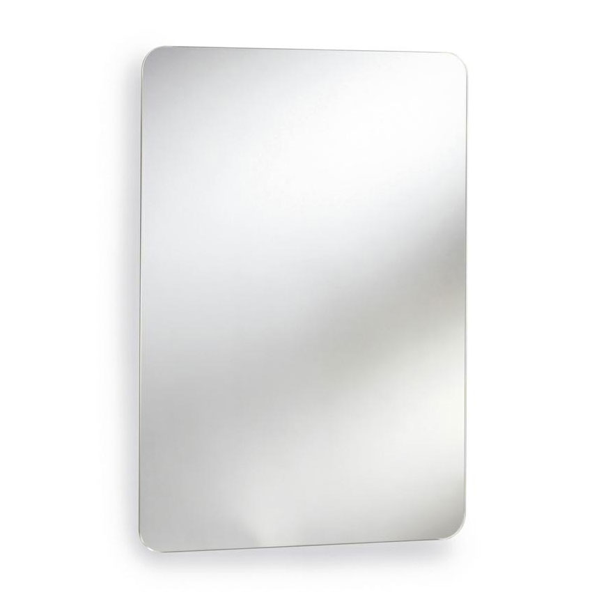 Ultra Austin Stainless Steel Mirrored Cabinet - LQ302 profile large image view 1