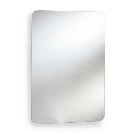 Ultra Austin Stainless Steel Mirrored Cabinet - LQ302