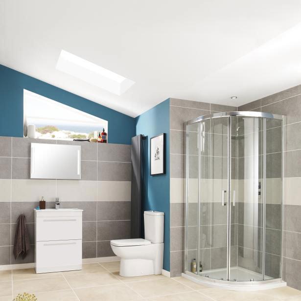 Hudson Reed Adela Backlit Bathroom Mirror - LQ345 profile large image view 3