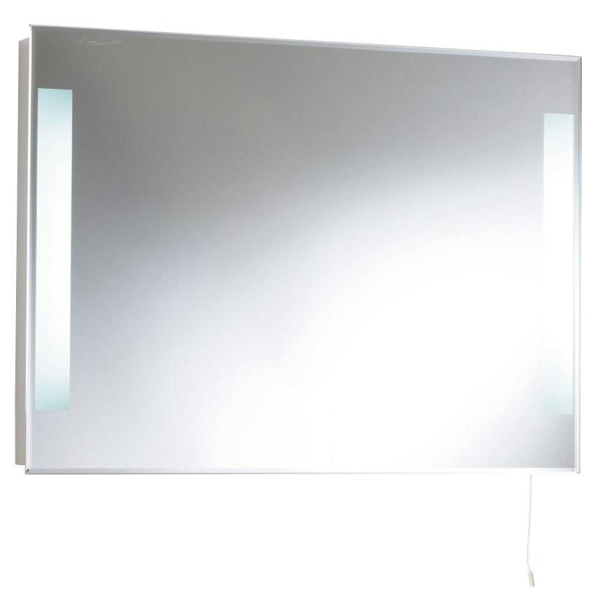 Hudson Reed Adela Backlit Bathroom Mirror - LQ345 Large Image