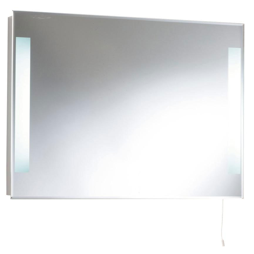 Hudson Reed Adela Backlit Bathroom Mirror - LQ345 profile large image view 1