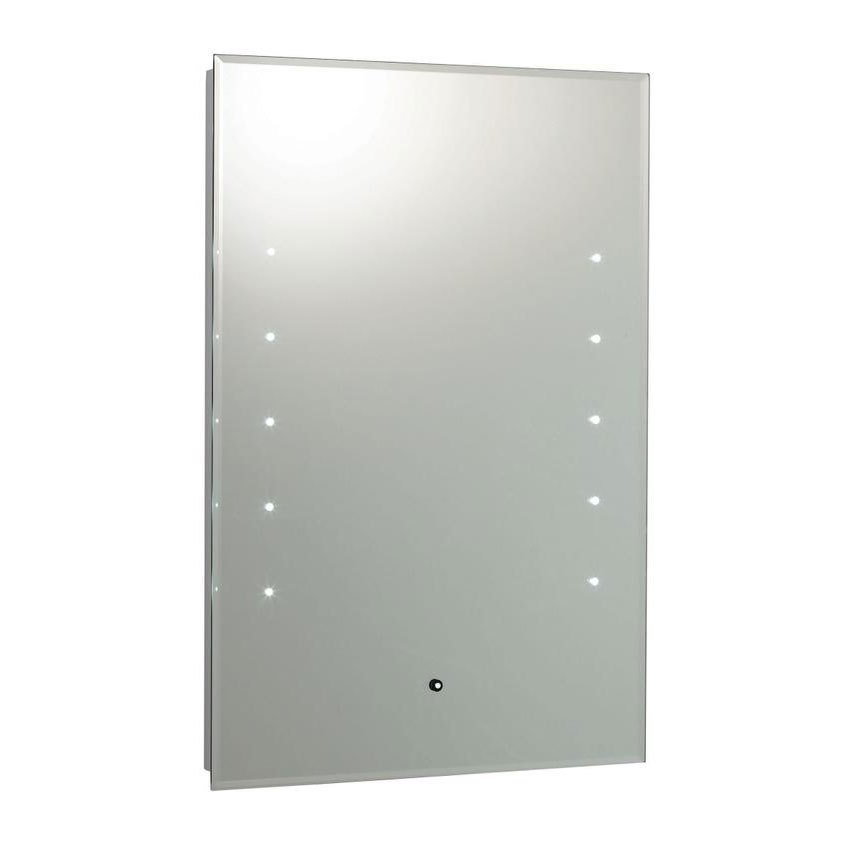 Hudson Reed Alcina Touch Sensor Backlit Bathroom Mirror - LQ347 profile large image view 1