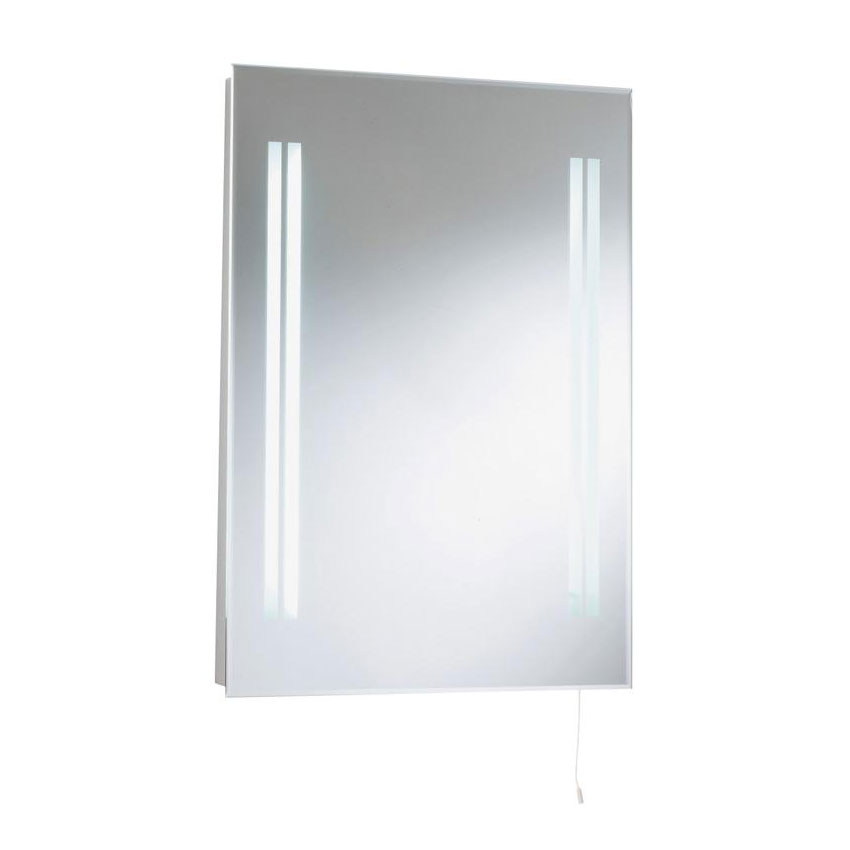 Ultra Adriana Backlit Bathroom Mirror - LQ348 Large Image