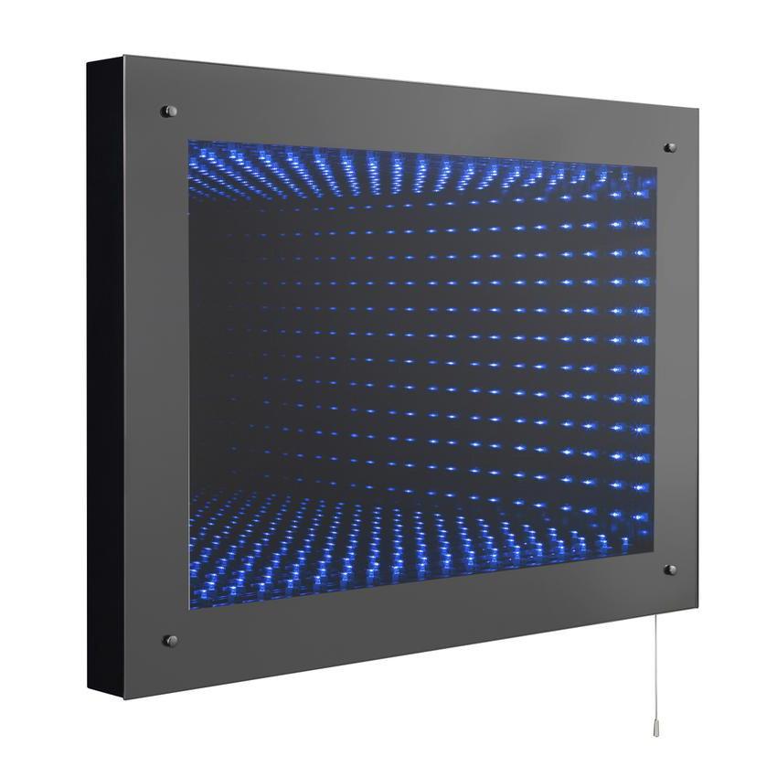 Hudson Reed Lucio Infinity LED Mirror - LQ362 Large Image