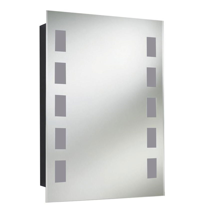 Ultra Argenta Mirror Cabinet - LQ377 profile large image view 1