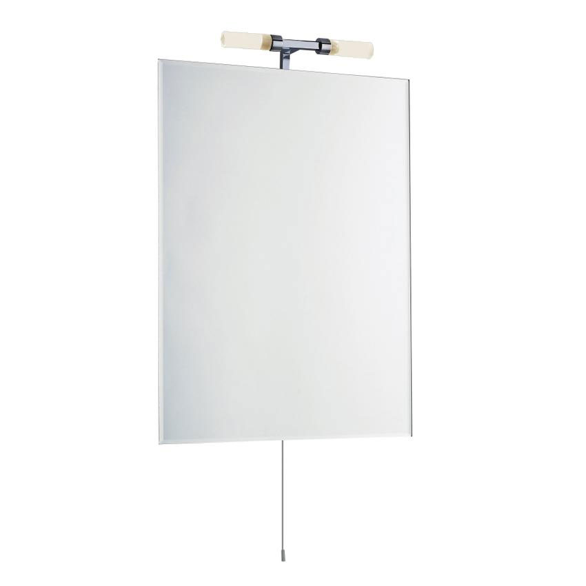 Ultra Vantage Standard Bathroom Mirror with Light - LQ379 Large Image