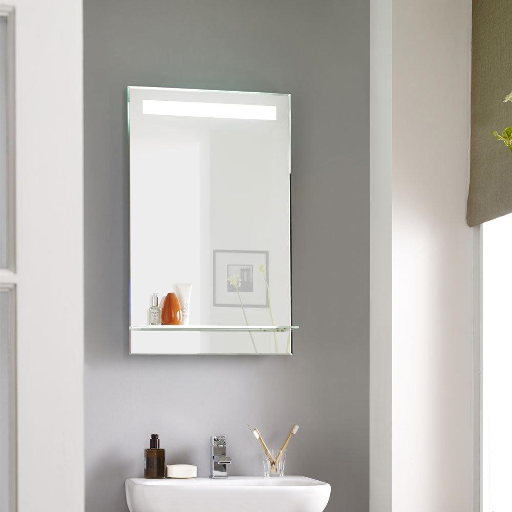 Premier - Spur Backlit Touch Sensor Mirror - LQ394 Profile Large Image