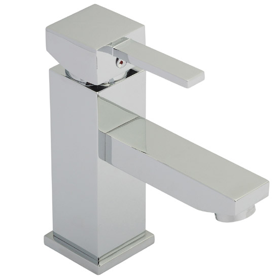 Ultra Series L Mono Basin Mixer Tap Inc. Waste - LTY345 Large Image