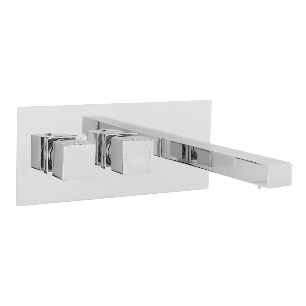 Ultra Series L Thermostatic Basin/Bath Filler - LTY346 Large Image
