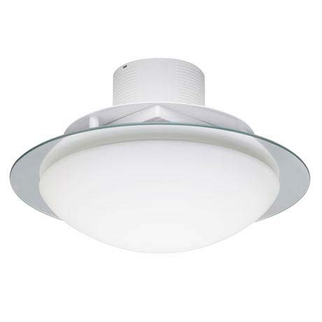 Forum LumenAir Invierno 2 Light Plafon Fitting with Extractor Fan - LUM-26133-CHR