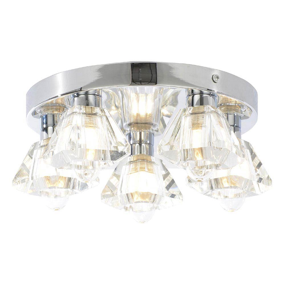 Forum LumenAir Primavera 5 Ceiling Light With Extractor Fan