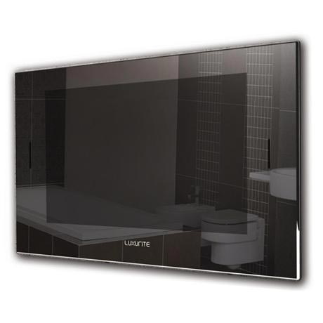 Luxurite - Waterproof LCD Televison - Crystal Black Frame - Various Size Options