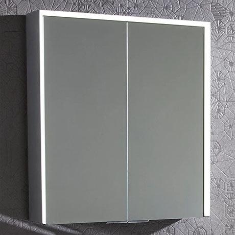 Roper Rhodes Lyric 650 Bluetooth Illuminated Mirror Cabinet - LYC065
