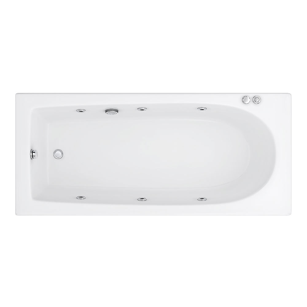 Laguna Whirlpool Spa 6 Jet Round Single Ended Bath | Available Now