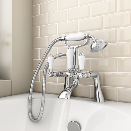 How Traditional Taps Can Transform Your Bathroom