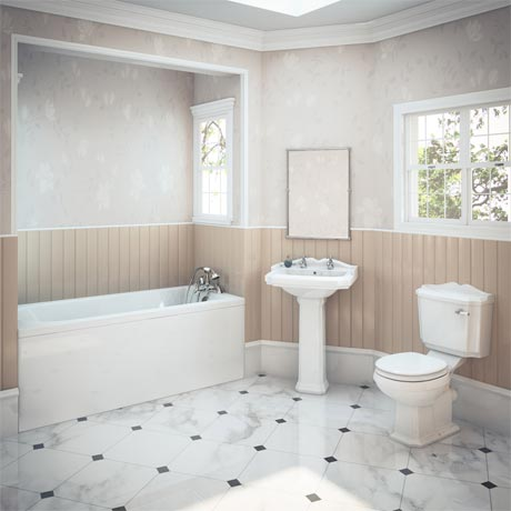 Legend Traditional Bathroom Suite