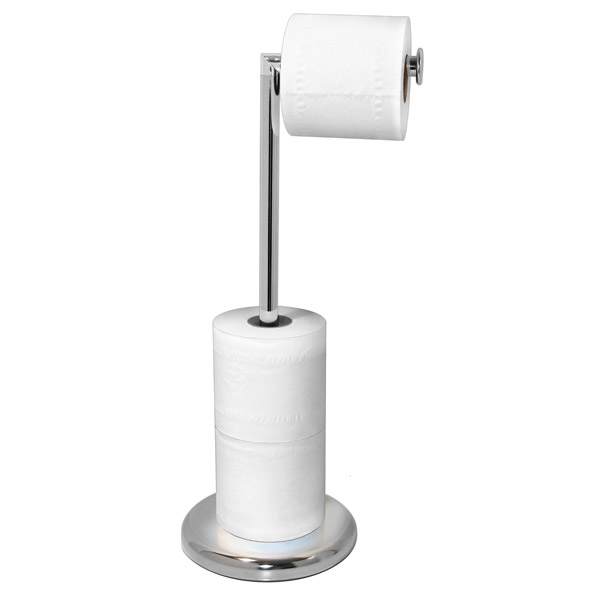 Toilet Paper Stand Chrome