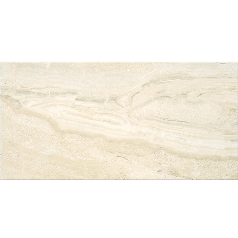 Lucca Light Gloss Marble Effect Wall Tiles - 31.6 x 60cm Large Image