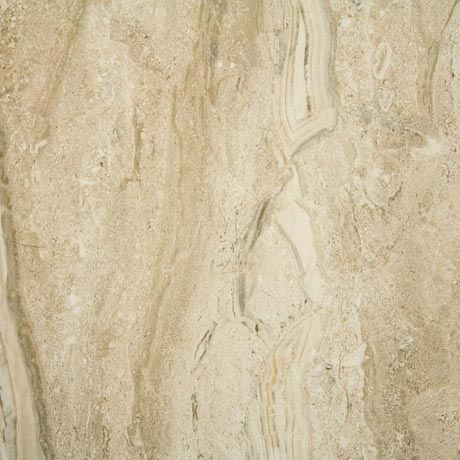Lucca Natural Gloss Marble Effect Floor Tiles - 45 x 45cm