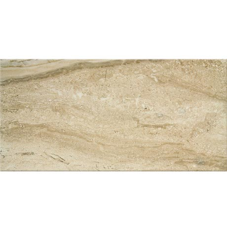 Lucca Natural Gloss Marble Effect Wall Tiles - 31.6 x 60cm