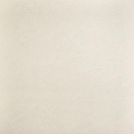 Luna Light Beige Porcelain Polished Floor Tiles - 600x600mm