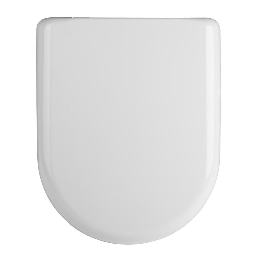 best slow close toilet seat. Luxury D Shape Soft Close Top Fixing  Quick Release Toilet Seat NTS004 at Victorian Plumbing UK