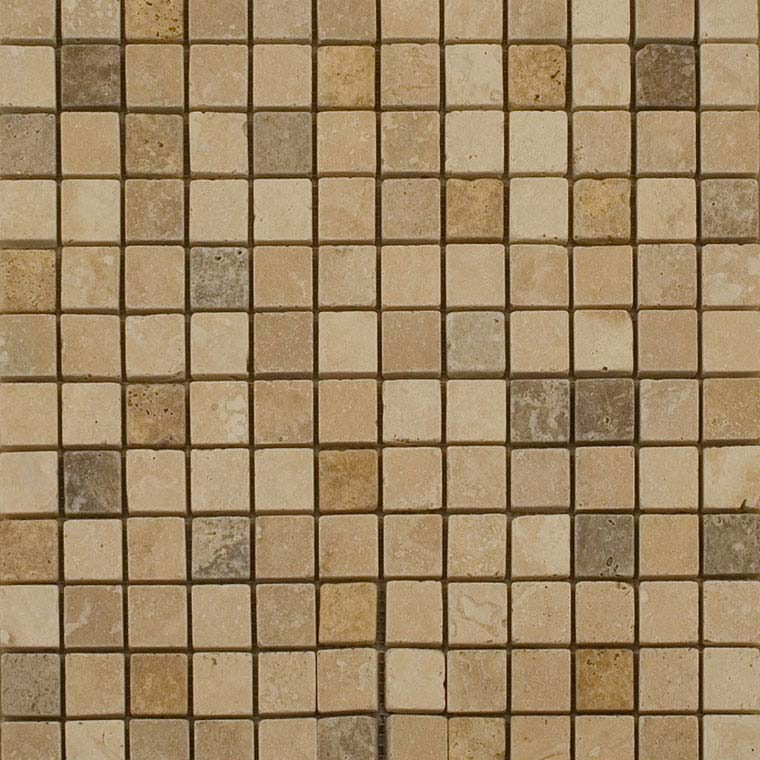 BCT Tiles Naturals Stone Multiuse Mosaic Tiles - 305 x 305mm - M000118 Large Image