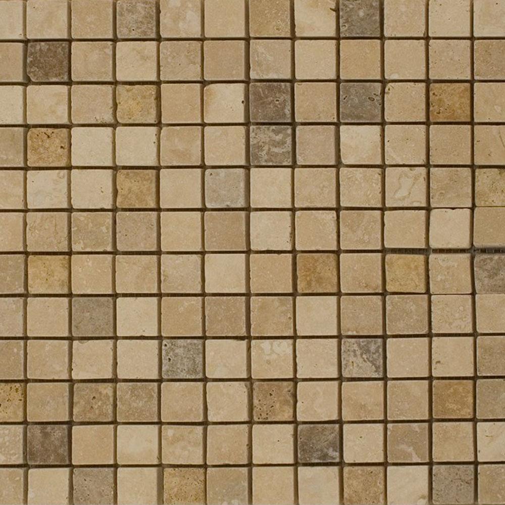 BCT Tiles Naturals Stone Multiuse Mosaic Tiles - 305 x 305mm - M000118 Large Image