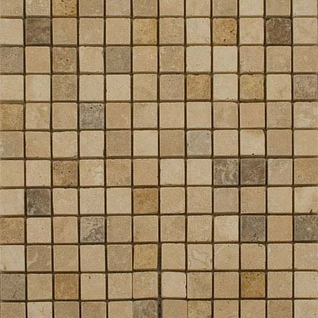 BCT Tiles Naturals Stone Multiuse Mosaic Tiles - 305 x 305mm - M000118
