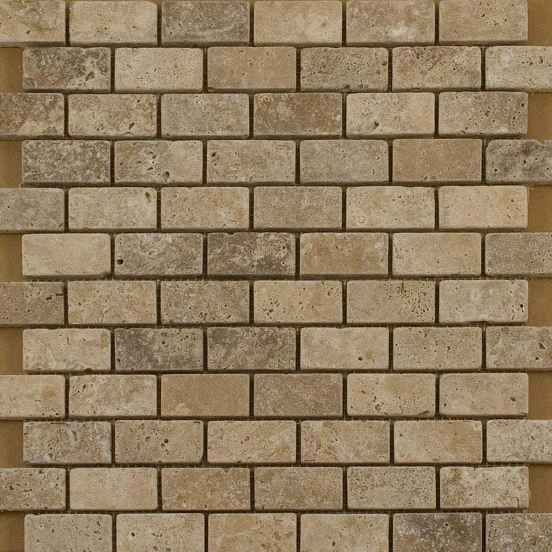 BCT Tiles Naturals Stone Multiuse Mosaic Tiles - 305 x 305mm - M000120 Large Image