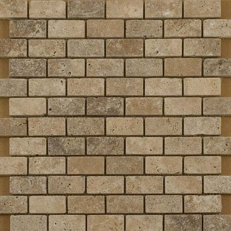 BCT Tiles Naturals Stone Multiuse Mosaic Tiles - 305 x 305mm - M000120